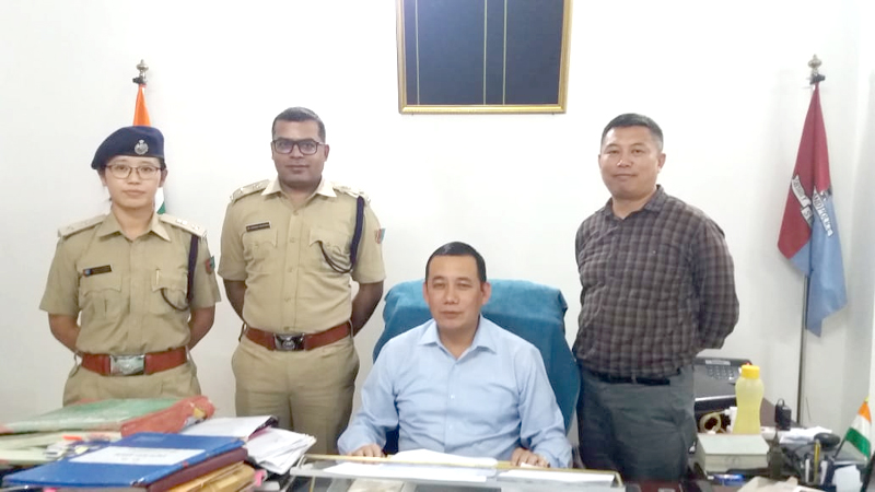 Dimapur police wants stringent laws  to tackle extortion