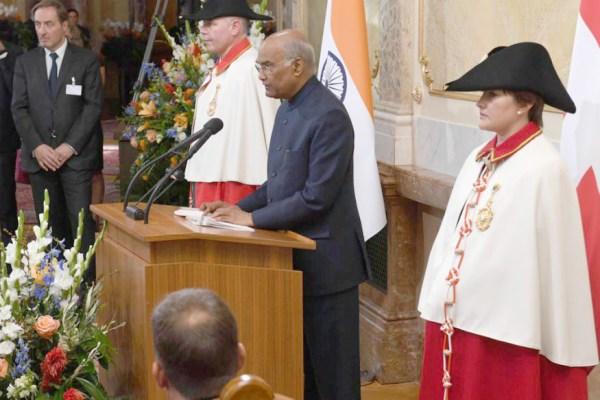 Exchange of tax information between India,  Switzerland will help fight terrorism: Prez