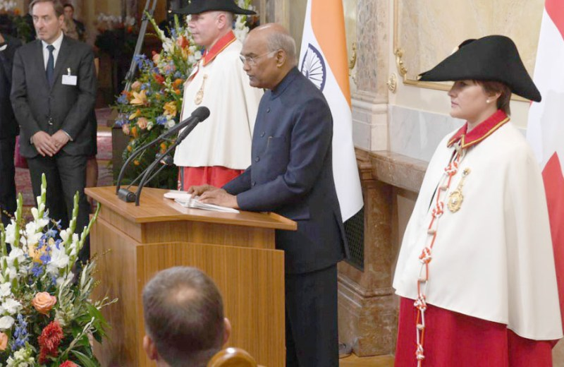 Exchange of tax information between India,  Switzerland will help fight terrorism: Prez