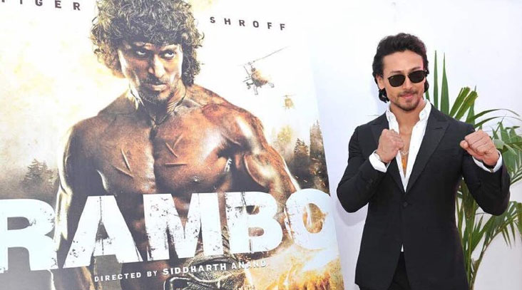 Rambo remake's story is relevant and contemporary: Siddharth Anand