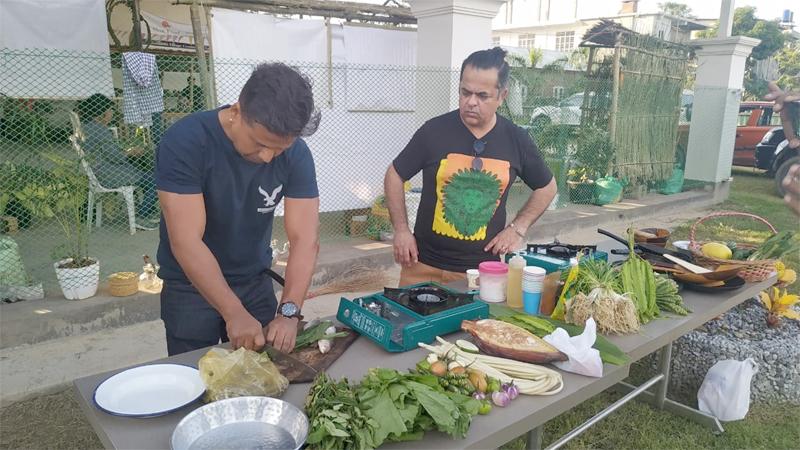 Slow Food Nagaland showcases varieties of ethnic food