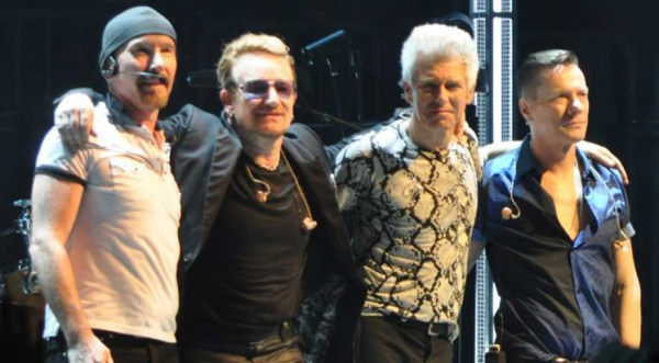 U2 to perform its maiden concert in India this December