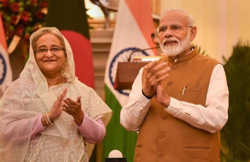 Bangladesh raises NRC issue with  PM Modi, told it's India's internal matter