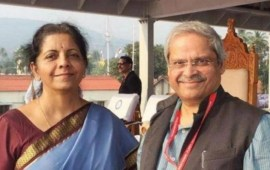 FM's spouse hits out at Centre over slowdown, says govt in denial