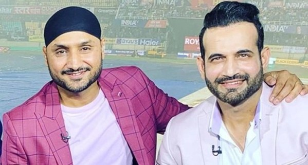 Irfan Pathan to play antagonist in Vikram's next Tamil film, Harbhajan Singh to make Tamil debut with Dikkilona