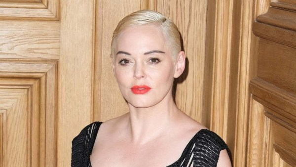 Rose McGowan sues Weinstein for 'illegal effort to silence victims'