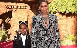 Like her parents, Blue Ivy is now an award-winning songwriter