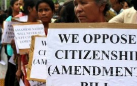 Citizenship bill set to be introduced in Parliament despite opposition in NE