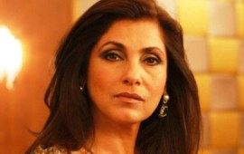 Dimple Kapadia reacts to health rumours