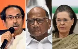 Maharashtra govt formation: Congress-NCP  meet today; Shiv Sena optimistic