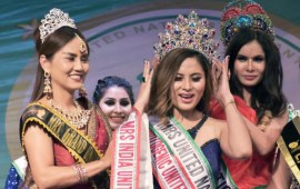 Jessica Snock A.K. wins Mrs. United Nations Universe