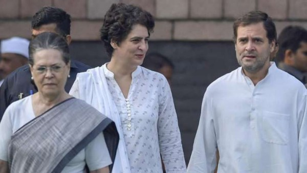 SPG 'shadow' withdrawn from Gandhi family after 28 yrs