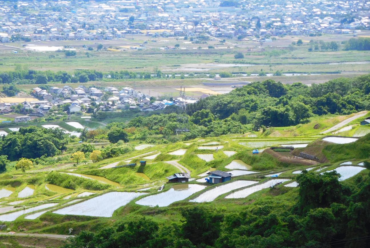 Obasute in Nagano