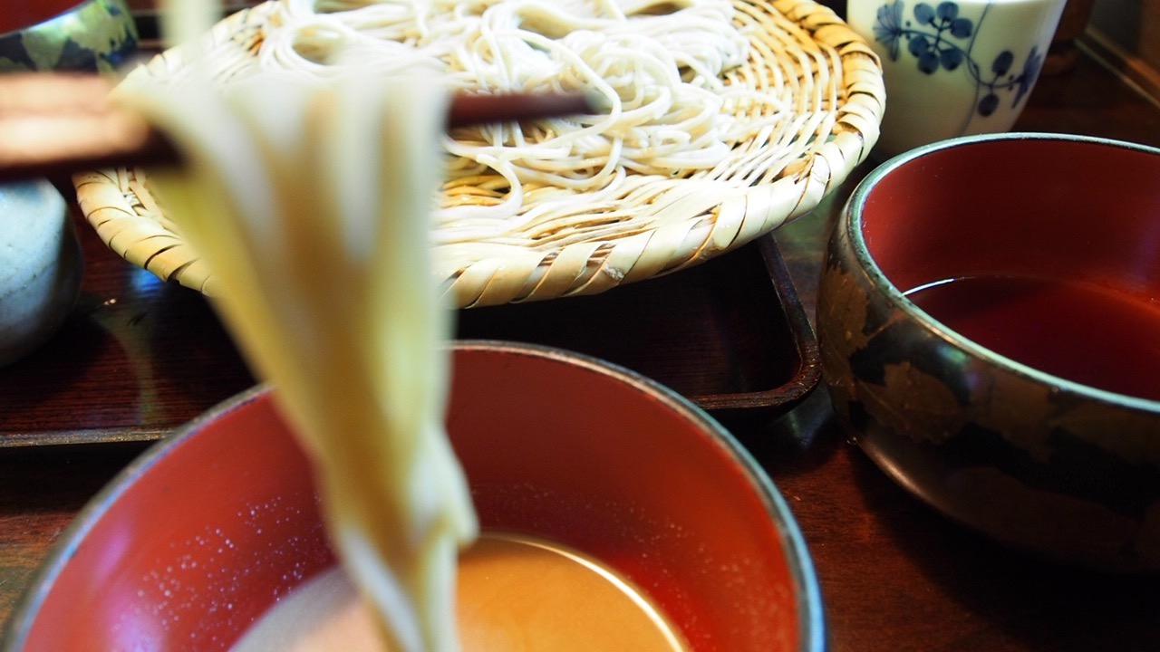 SOBA in Nagano