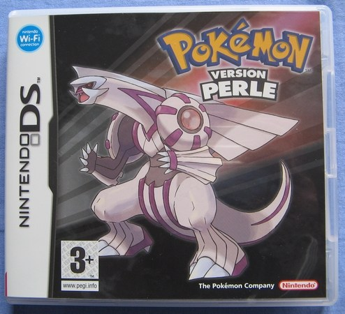 Pokemon-perle