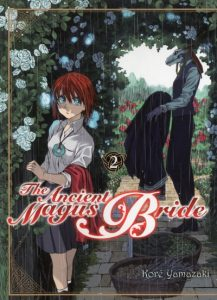 The Ancient Magus Bride T02 Komikku