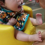 バンボがよくないのは医学的な理由がちゃんとある?赤ちゃんを座らせる時期