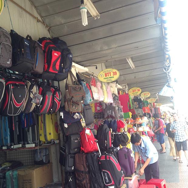ベンタイ市場