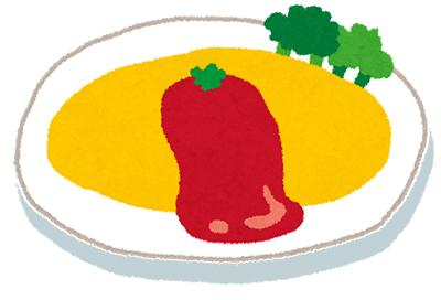 オムライス,作り方,簡単,ふわふわ,チキンライスがべちゃべちゃ