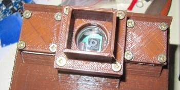 SauronPi avec camera et vitre en place