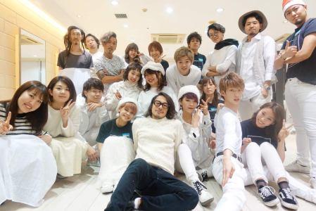 12月【air-GINZA】2018年最後のファッションDAYは「白」で統一!!