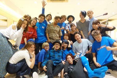 2月air-GINZAファッションDAYは初心に帰ってairの【BLUE】で!!