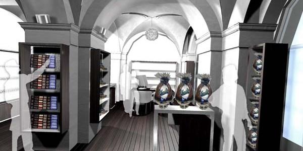 Venchi Showroom