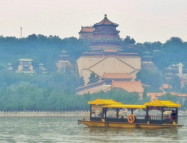 Letni pałac chińskich cesarzy w Pekinie.