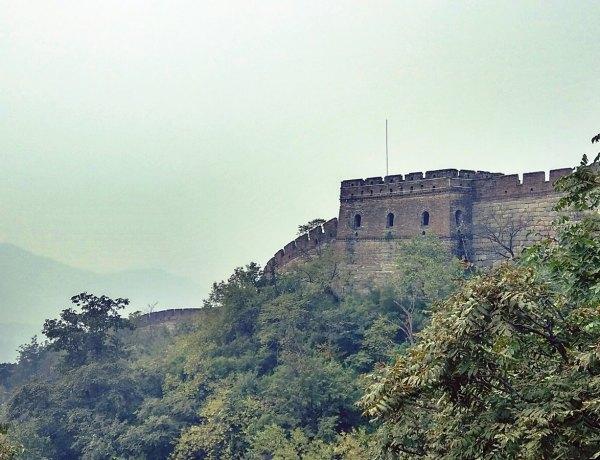 Mutianyu Wielki Mur Chiński.