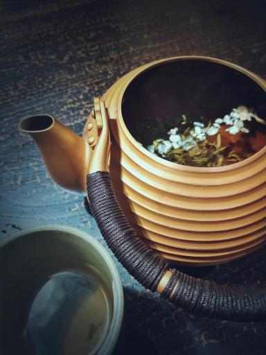 Najpopularniejszy napój w Chinach - herbata.