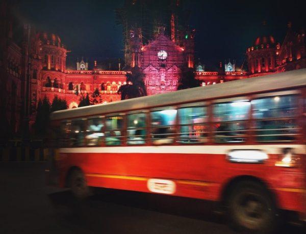 Dworzec kolejowy króla Śiwadźiego w Bombaju.
