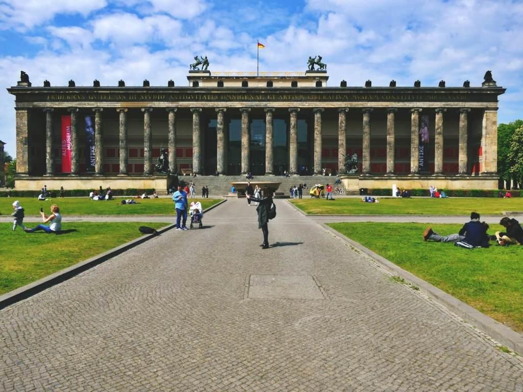 Muzeum Narodowe w Berlinie.