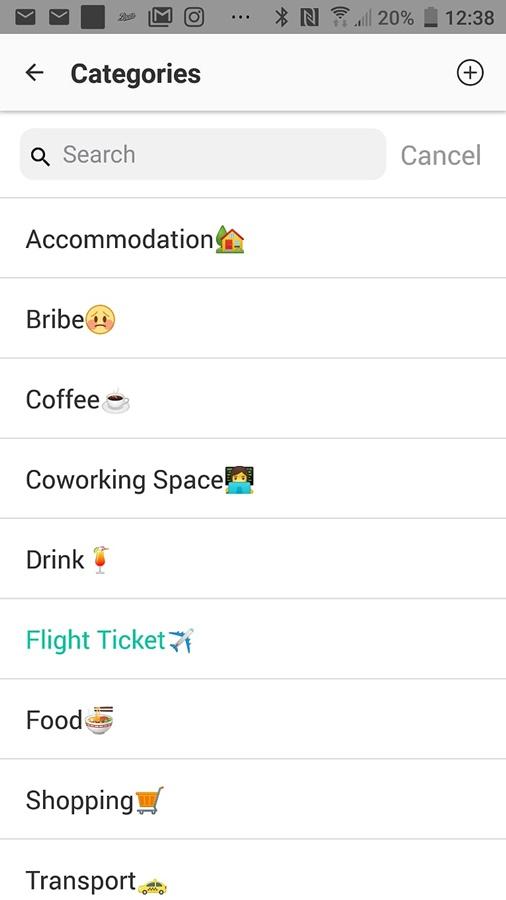Aplikacja dla podróżników Nomad Wallet.