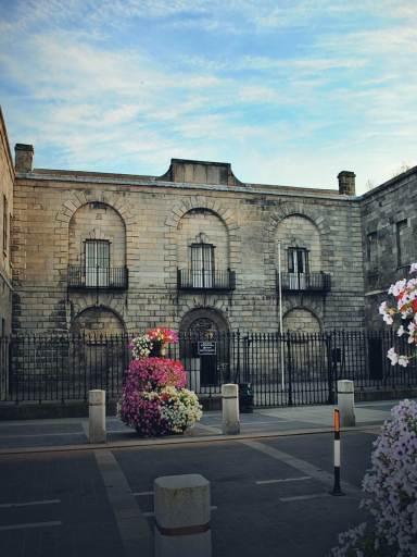 Kilmainham Gaol, Dublin.
