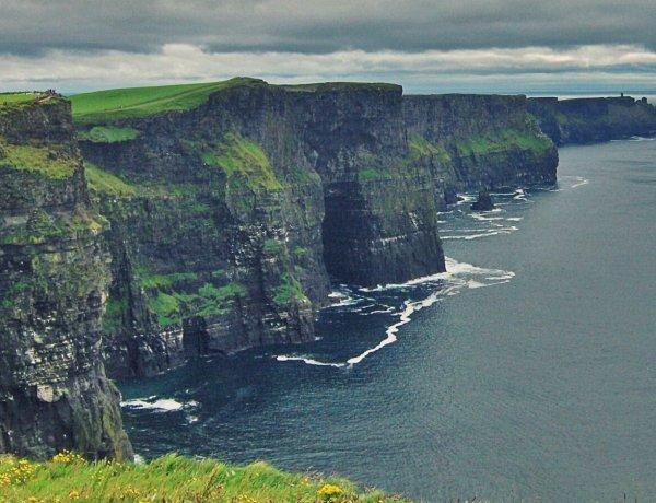 Klify Moheru w Irlandii.