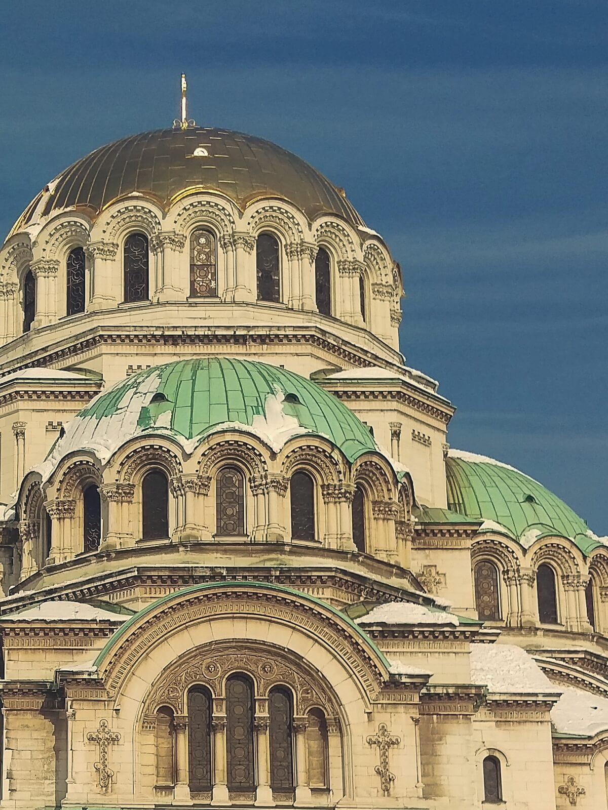 Katedra w Sofii w Bułgarii.