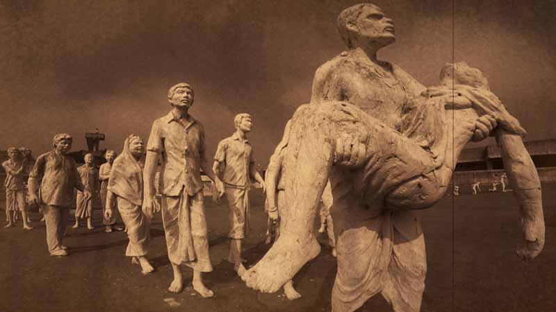 একনজরে মুজিবনগর স্মৃতি কমপ্লেক্স