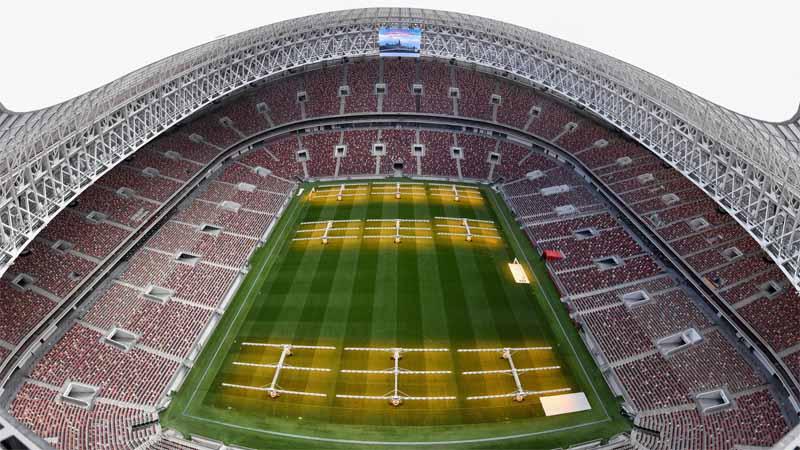 বিশ্বকাপ ফুটবল : লুঝনিকি স্টেডিয়াম