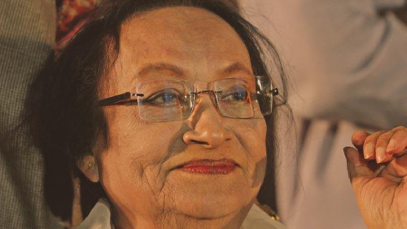 ফিরোজা বেগমের ৮৮তম জন্মবার্ষিকী