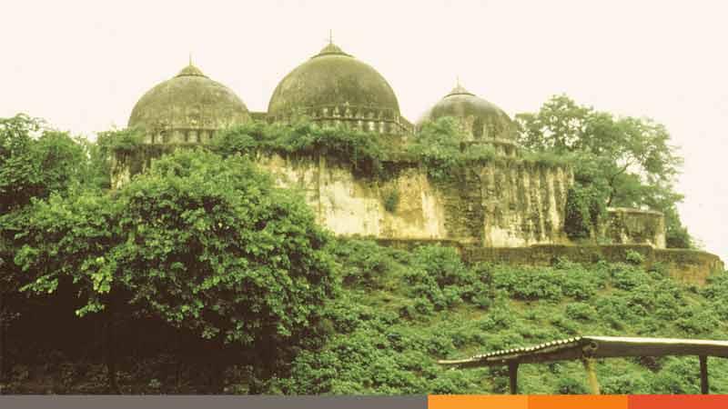 বাবরি মসজিদ-রাম মন্দির বিতর্ক
