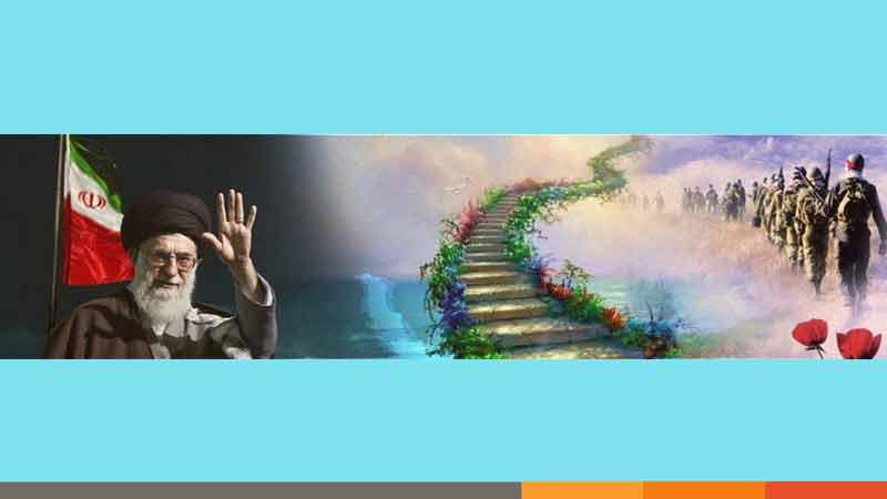 টিউলিপ ফুল: ইরানের শিল্প ও রাজনীতি