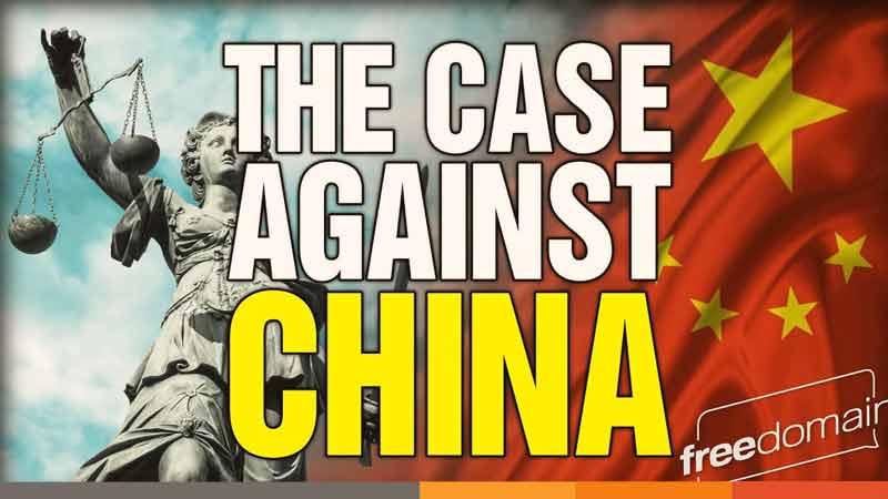 করোনা: মিথ্যাচারের অভিযোগে চীনের বিরুদ্ধে মামলা