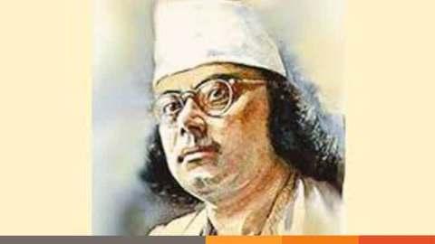 বিদ্রোহী কবি নজরুলের ৪৪তম মৃত্যুবার্ষিকী