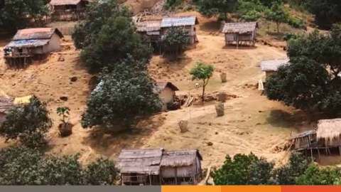 বান্দরবানে পাহাড়ি ঢলে ভাইবোনের মৃত্যু, মা নিখোঁজ