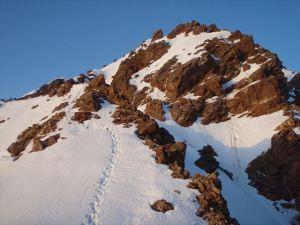 硫黄尾根・赤岳1峰