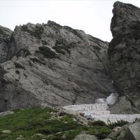 剱岳 八ツ峰Cフェイス剣稜会