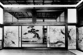 昔の名古屋城の内部