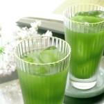 最も安全で手軽!水出し緑茶でテアニン抽出⇒不眠症改善