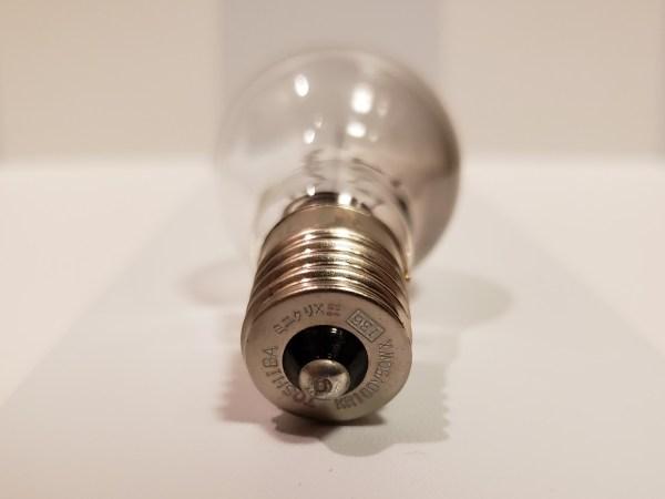 東芝 ミニクリプトン電球「KR100V50WX」60W