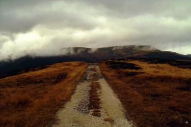 Път в Стара Планина